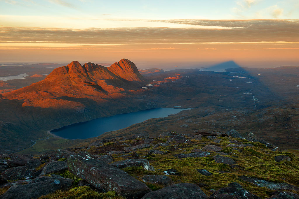Suilven from Canisp