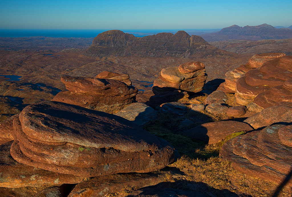 Suilven and Assynt