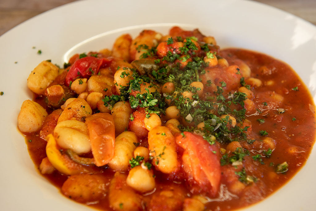 Roast Pepper & Tomato Gnocchi